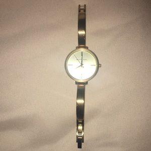 Michael Kors Gold bangle watch